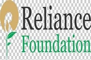 Reliance Foundation the CSR of Reliance Group logo