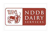 National Dairy Development Board Dairy Services Logo